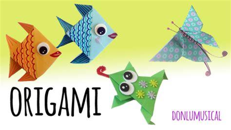 todo manualidades animales de origami como hacer animales de origami portal de manualidades 7