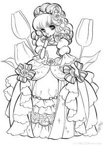 nurie colouring pages
