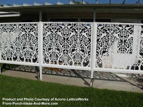 Design For Lattice Fence Ideas Lattice Fence Design Vinyl Lattice Panels Pvc Lattice