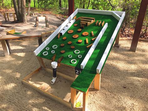 medford lakes builds mini golf course in backyard