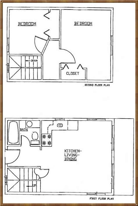 gambrel house floor plans google search ideas for the 16x24 house plans google search small house plans