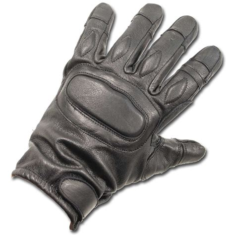 tactical items tactical padded security kevlar anti slash leather gloves
