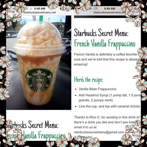 s day secret menu starbucks 13 best starbucks my addiction images on