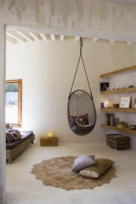 hanging chair in bedroom beautiful hanging chair for bedroom that you ll love homestylediary com