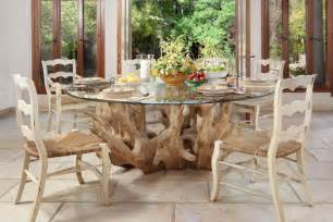 Tree In Dining Room by 4 Creative And Garden Furniture Ideas You Can Do