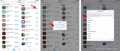 cara membuat apple id tanpa kartu kredit 2015 cara membuat apple id di ipad tanpa kartu kredit