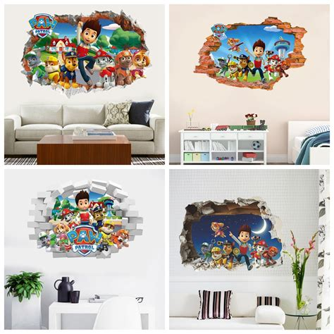 Paw Patrol Room Decor by Popular Room Posters Paw Patrol Buy Cheap Room Posters Paw