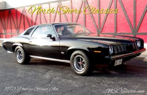Pontiac Grand Am For Sale by 1973 Pontiac Grand Am For Sale Mundelein Il