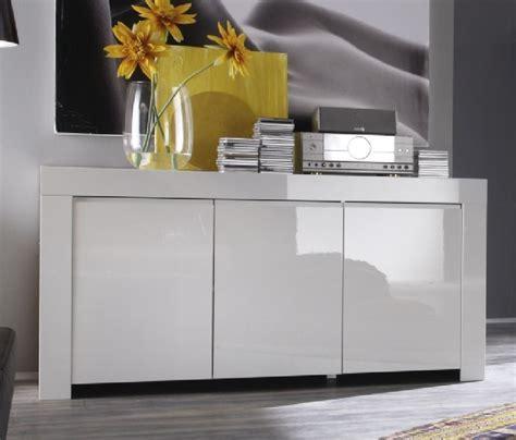 rimini collection  door sideboard white
