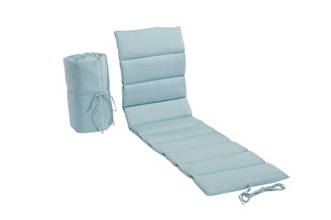 chaise pads windward add a pad with hood for chaise lounges available