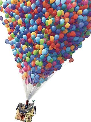 disney printable up house with balloons disney up house animated www pixshark com images