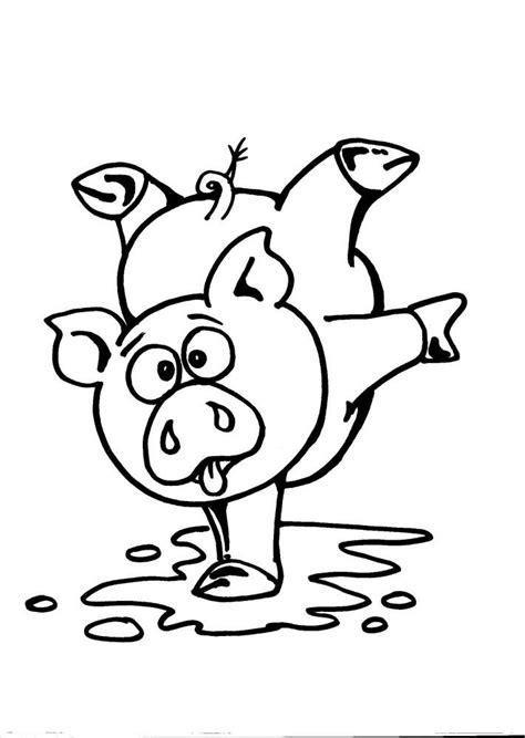 animali da cortile da colorare disegno maiale da colorare disegno porcellino da colorare
