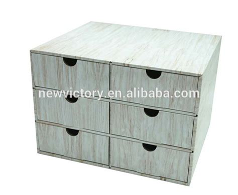 Cardboard Drawer Boxes by Custom Foldable Small Decorative Drawer Storage Boxes
