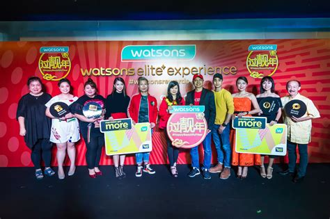 watson malaysia new year watsons is going all out to celebrate new year