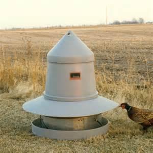 Feeders Supply Products Brower Bird Feeder 125 Pheasants Single Feeder