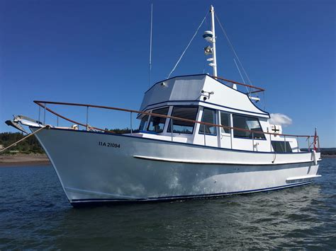 boats for sale yukon 2005 yukon 36 trawler power boat for sale www yachtworld