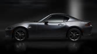new mazda mx 5 rf aka the retractable fastback you ve all