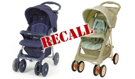 How To Recline Graco Stroller by Recall Graco Strollers And Travel Systems