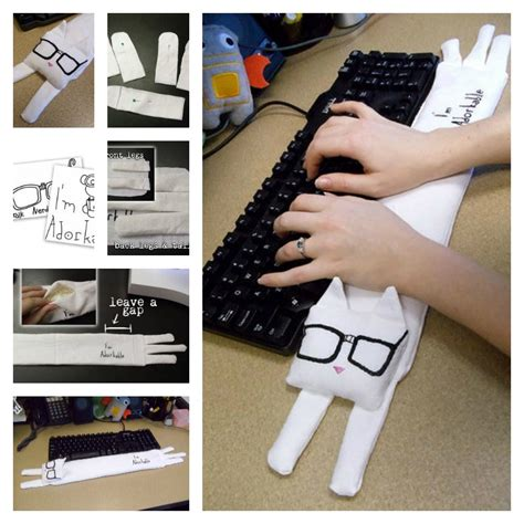 keyboard cat tutorial diy keyboard cat wrist rest
