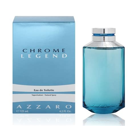 Azzaro Chrome Edt the dubai bazaar azzaro chrome legend for edt 125ml