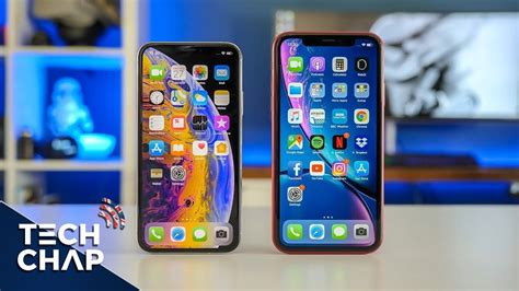 iphone xr vs xs which should you buy the tech chap