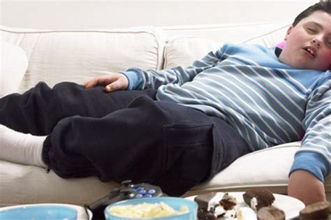 being a couch potato negative attitude to teens promotes sedentary lifestyles