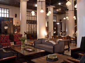 The Home Interior by Downtown Chic The Ace Hotel