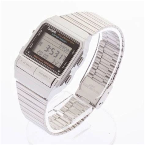 Casio Original Db 380 G reloj casio db 380 g1 retro 100 original 978 00 en