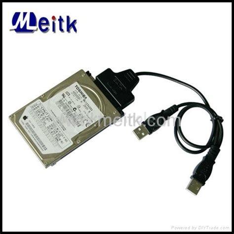 Converter Ata Ke Usb usb 2 0 to sata serial ata 15 7 22p adapter cable for 2 5 quot hdd drive laptop mcb835
