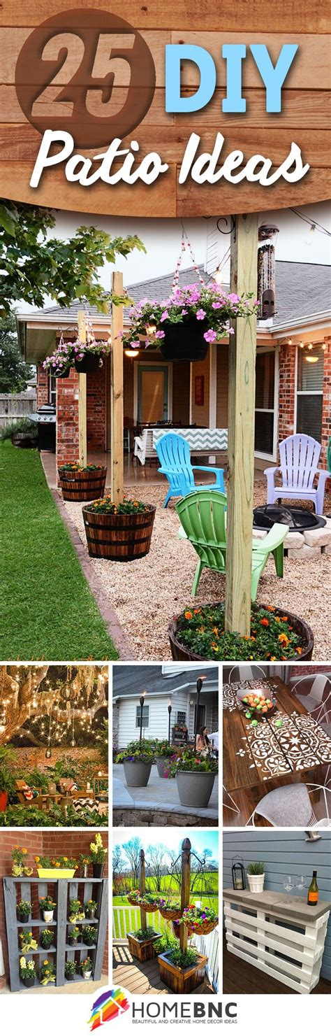 Diy Patio Designs 25 Best Ideas About Budget Patio On Pinterest Landscaping Backyard On A Budget Backyard