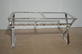 Stainless Steel Dining Table Frames Stainless Steel Dining Table Framemetal Frame Buy Tabl With Steel Frame Dining Table Kitchen