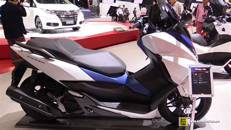 Pcx 2018 Fiyat by 2016 Honda Forza 125 Scooter Walkaround 2015 Tokyo