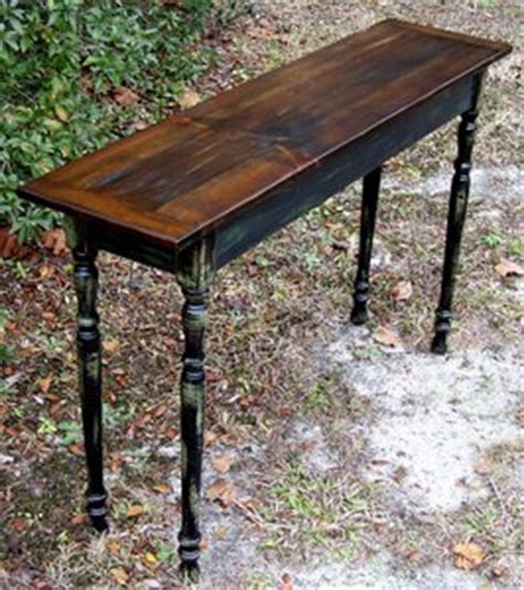 Free Sofa Table Plans For The Woodworking Beginner Free Sofa Table Plans