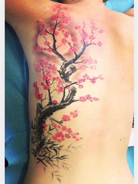 cherry tree tattoo best 25 cherry tree tattoos ideas on japanese