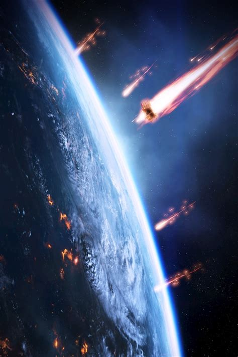 mass effect  invasion earth iphone  gs