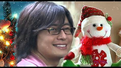 merry christmas  happy  year bae yong joon   romania oltea youtube