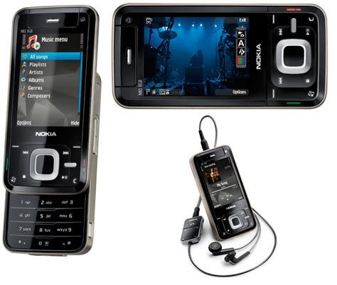 More Details On Nokias N81 Handset by Nokia N81 Mobile Phone Review My Portable World
