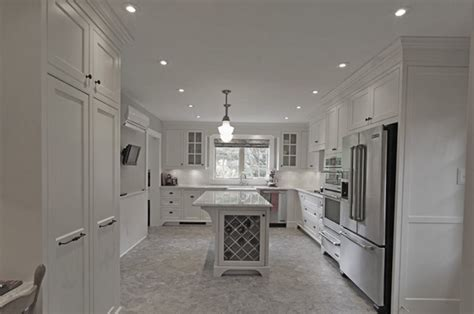 "Beautiful white kitchen Nova Scotia   homeowner is ""over"