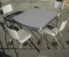 50 S Kitchen Table And Chairs Uhuru Furniture Collectibles Sold 50s Kitchen Table And Chairs 150