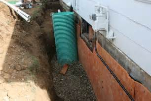 basement waterproofing fixing a leaky basement the right way fazzolari custom