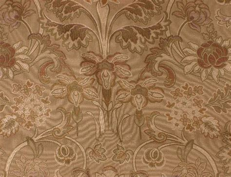 high end upholstery fabric 7 yds italian high end designer floral fabric tapestry woven