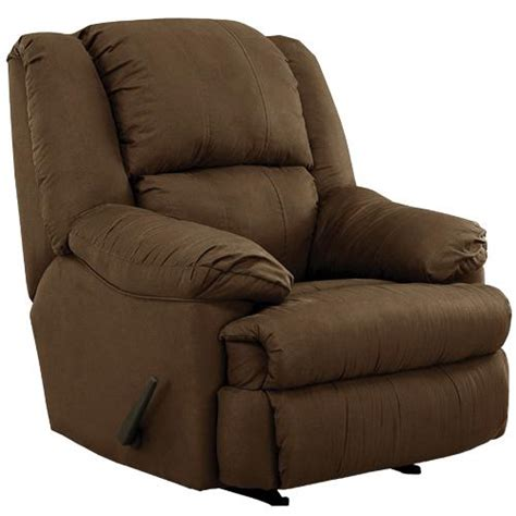 Reclining Sofa Removable Back by Simmons Bm311 Clutch Recliner Chocolate 1 8 Density Foam Removable Back For Ease Of Movement