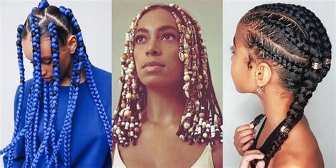 Braided Hairstyles On Instagram by The Best Braiding Accounts On Instagram
