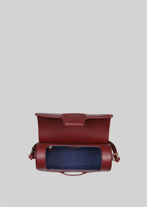 Bag Selempang Giorgio Armani 9661 leather cross bag for giorgio armani