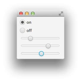 javafx disable layout java toggle sliders on off with radio button in javafx