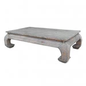 grey wood coffee table south of market