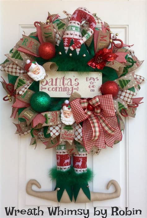old fashioned wreath ideas rustic deco mesh wreath in emerald green and wreath country