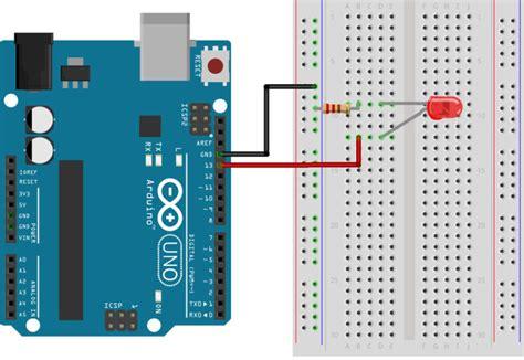 central pattern generator tutorial arduino blinking led schematic led blink pattern arduino
