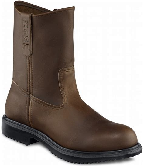 Sepatu Boots 394 wing boots work boots and safety boots motorbike