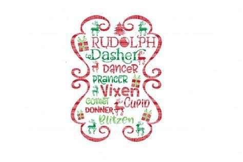 printable iron on light cricut christmas reindeer cricut designs svg f design bundles